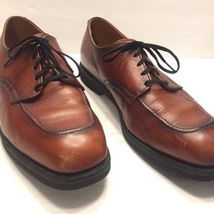 Vintage Red Wing Shoes Oxford Mock toe moc